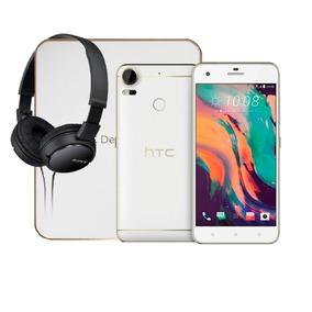 Celular Htc Desire 10 Lifestyle 16gb Ram 2gb + Diadema Sony