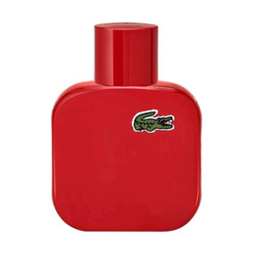 Perfume Lacoste L.12.12 Rouge Energetic Edt Masculino 100ml