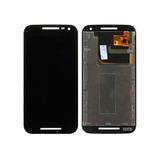 Pantalla Lcd Display Vidrio Tactil Motorola G3 Negra Xt1548