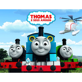 Conheca Thomas e Seus Amigos | Thomas &- seus Amigos