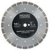 Disco De Diamante Corte Concreto Marca Ridgid 14