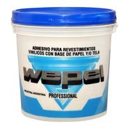 Pegamento Wepel 1kg Adhesivo Para Papel Empapelado