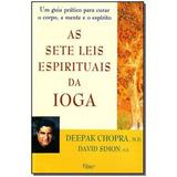Sete Leis Espirituais Da Ioga, As,chopra, Deepak