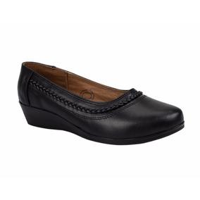 Zapato Confort Shosh 208   Mujer Piel   Envío Gratis