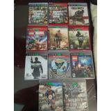 Lote De Videojuegos Ps3 Originales, $200 C/u
