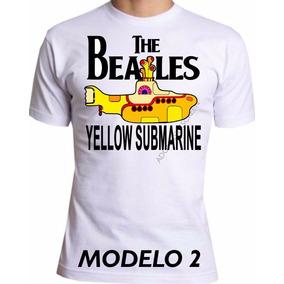 Camiseta The Beatles,yellow Submarine