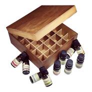 Kit 12 Óleos Essenciais Com 10ml Via Aroma Aromaterapia