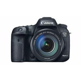 Canon Eos 7d Mark Il Kit C/ 18-135mm Is Stm