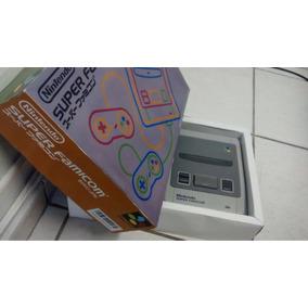 Super Famicom Japonês Oportunidade