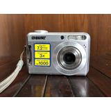 Cámara Digital Sony Cyber-shot 7.2 Mp Modelo Dsc-s659