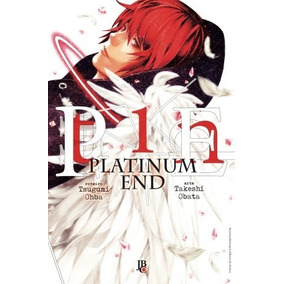 Mangá Platinum End Nº 1 + Postal ( Death Note )