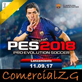 Ps3 Pro Evolution Soccer 2018 Pes 18 Ps3 Digital 100% Origin