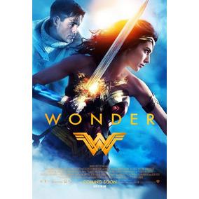 Colección 6 Pósters Wonder Woman - M. Maravilla - 2017 42x30