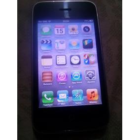 Celular Iphone 3gs 8g Telcel Funcionando