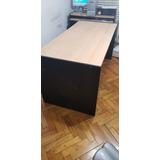Escritorio Con 4 Cajones Y Mesa Computacion