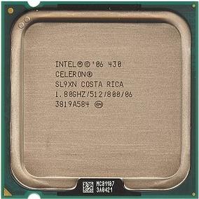 Procesador Intel Celeron 430 Socket 775 (1.8 Ghz) Negociable
