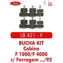 Kit Calço De Cabine F1000 / F4000 Com Ferragem Até 92