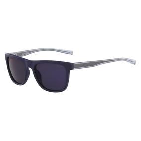 Óculos Nautica N6228s 420 Azul Fosco Lente Azul Flash Tam 5 99ad224c5e