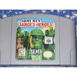 Nintendo Cartucho Sarge´s Heroes 64
