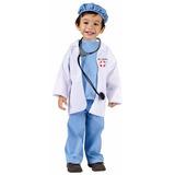 Doctor En Disfraces De Halloween - Niño 2t Tamaño