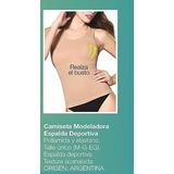 Camiseta Modeladora Espalda Deportiva De Avon Fashion & Home