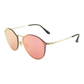 Ray Ban Blaze Round - Óculos De Sol Ray-Ban no Mercado Livre Brasil 87205b46ab
