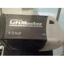 Motor P/porton Merik 511 Liftmaster Usado No Riel 1 Botonera
