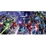 Cómics Liga La Justicia Vs Avengers (digital) 4 Tomos.
