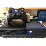 Xbox 360 Super Slim Usado+2juegos Originales