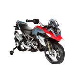 Moto Electrica Bmw 1200 Roja 6v Prinsel