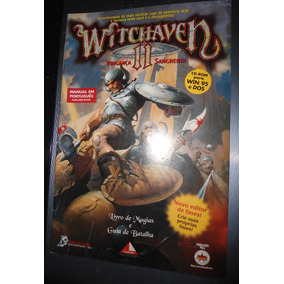 Manual Instruções Jogos Witchaven 2 Vingança Sangrenta