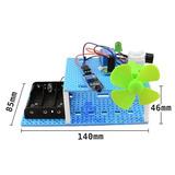 Kit Arduino Juguete Ciencia Educativo Extintor De Fuego