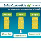 Plan Con Mas Megas Minutos Mixtos Y Mensajes Para Movistar