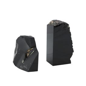 15x10x10 - Negro - Chad Portalibros De Obsidiana
