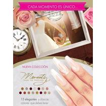 Coleccion Moments Nailfactory Acrilicos Kit Colores