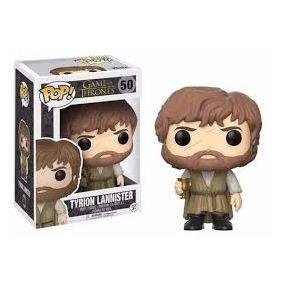 Funko Pop! Tyrion Lannister Game Of Thrones -lacrado E Novo