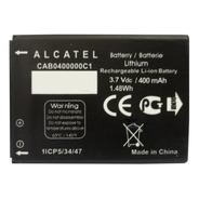 Bateria Alcatel Original 4.6cm Cab0400000c1 400mah (2015)