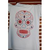 Camisetas, Mugs, Cojines En Sublimación - Catrinas Cerámicas
