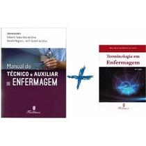 Manual Do Técnico E Auxiliar De Enfermagem 2º+ Terminologia