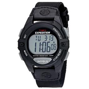 Remato Reloj Timex Expedition T49992 100m Envio Gratis 12msi