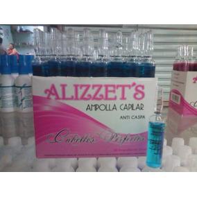Ampolla Capilar Anticaspa / Antigrasa Alizzet