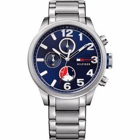 Relógio Tommy Hilfiger 1791242 Masc Aço Inoxidável 44mm