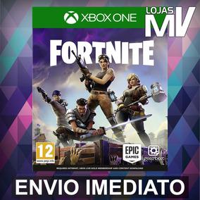 Codigo Fortnite Xbox 360 Xbox No Mercado Livre Brasil