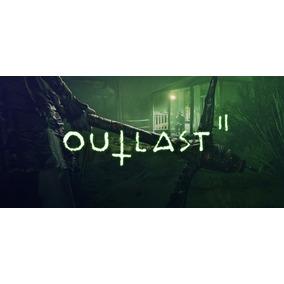 Outlast 2 Pc - Melhor Jogo De Terror