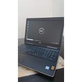 Dell Precision 7520 Core I7 24gb/ 512gb Ssd/ 1tb /nvidia 4gb