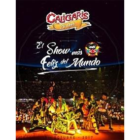 Cd+dvd Los Caligaris 20 Años El Show Mas Feliz- Nuevo