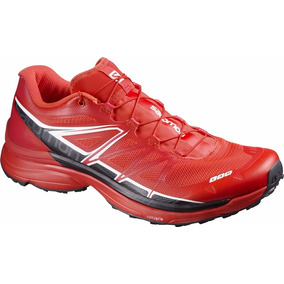 Zapatillas Salomon S Lab Wings Alta Competencia Loc.of Envio
