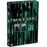 Coleção Dvd Matrix Trilogia (3 Discos) - Original - Lacrado