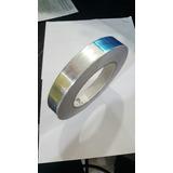 Fita Adesiva Alumínio Hikari Alta Temperatura. 18mm