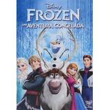 Frozen Pelicula Dvd *envio Gratis*
